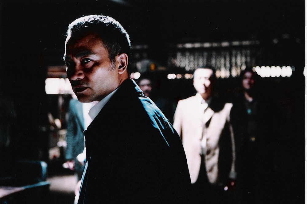 Simon Yam in Johnnie To's 2005 classic Election