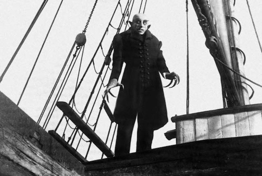 Nosferatu: dependably terrifying the masses since 1922.