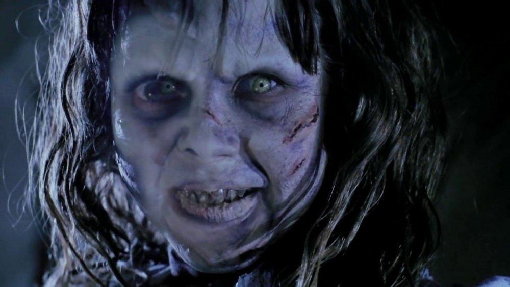 The psychological bane of many - The Exorcist.