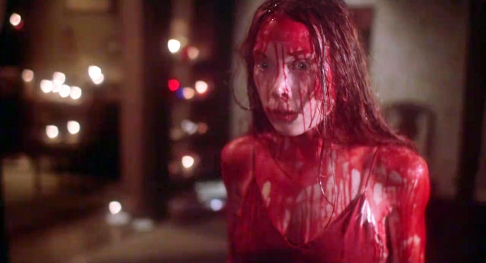 Brian DePalma's Carrie: and you thought your high school years sucked.