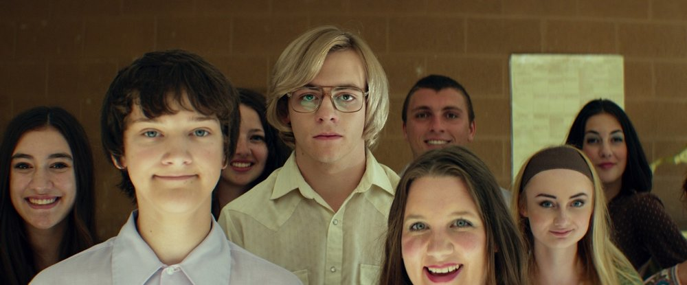 My friend Dahmer: Let's play, 'Spot the serial killer.'
