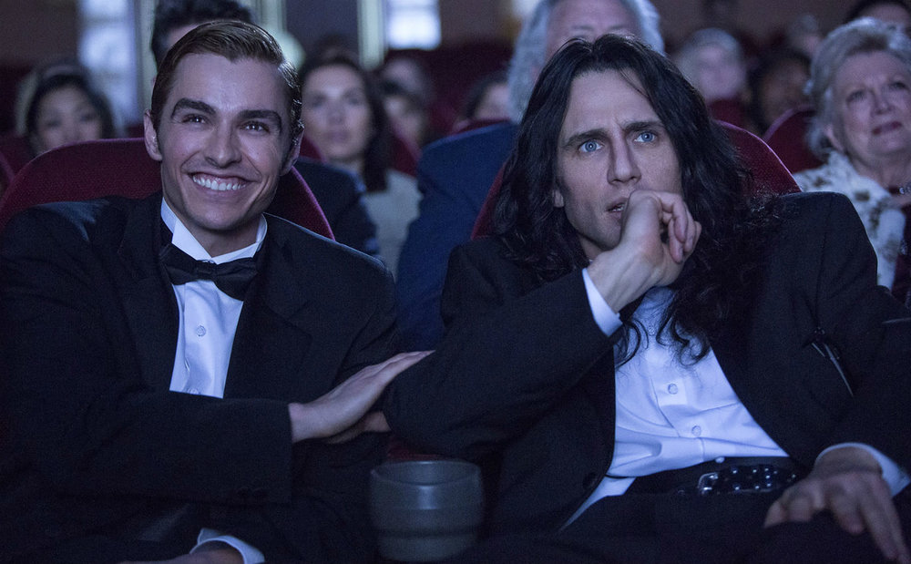 Dave Franco and James Franco... showing truth really is stranger than fiction.