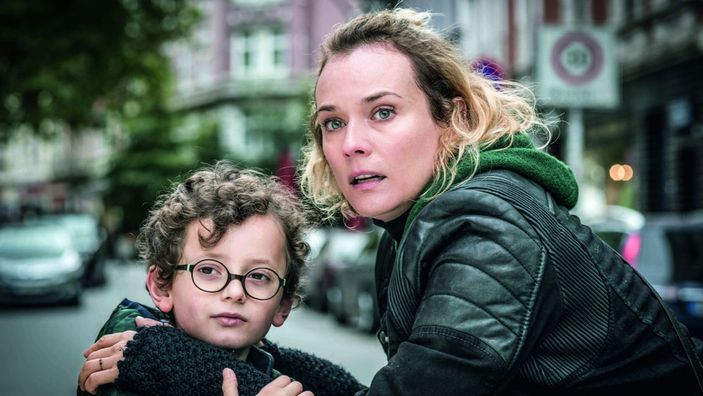 In The Fade: not recommended as a date-night movie.