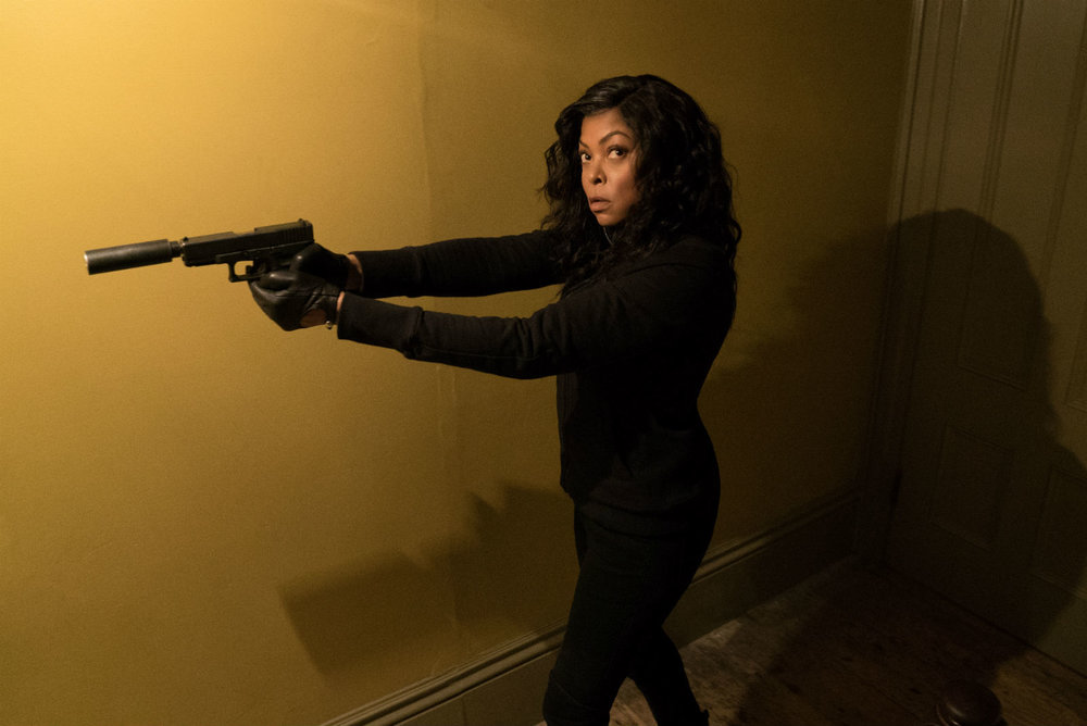 Dangerous woman: Taraji P. Henson as Proud Mary.
