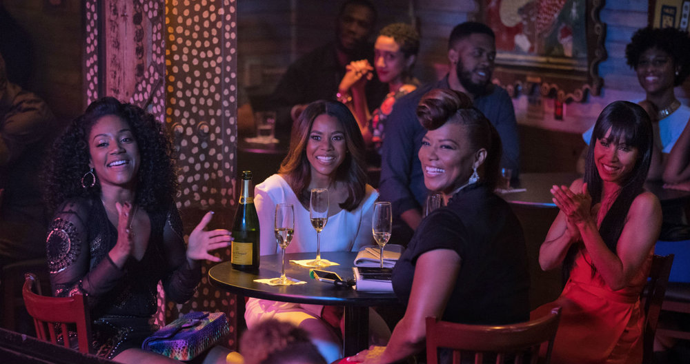 Girls Trip: worth admiration for the fruit scene alone.