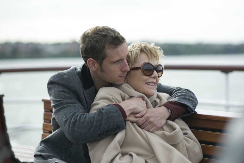 Annette Bening and Jamie Bell: lovers in a dangerous time. See the real people, below.