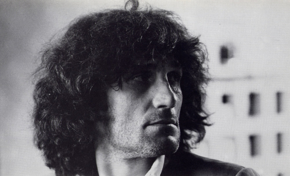 Filmmaker Philippe Garrel in younger days.