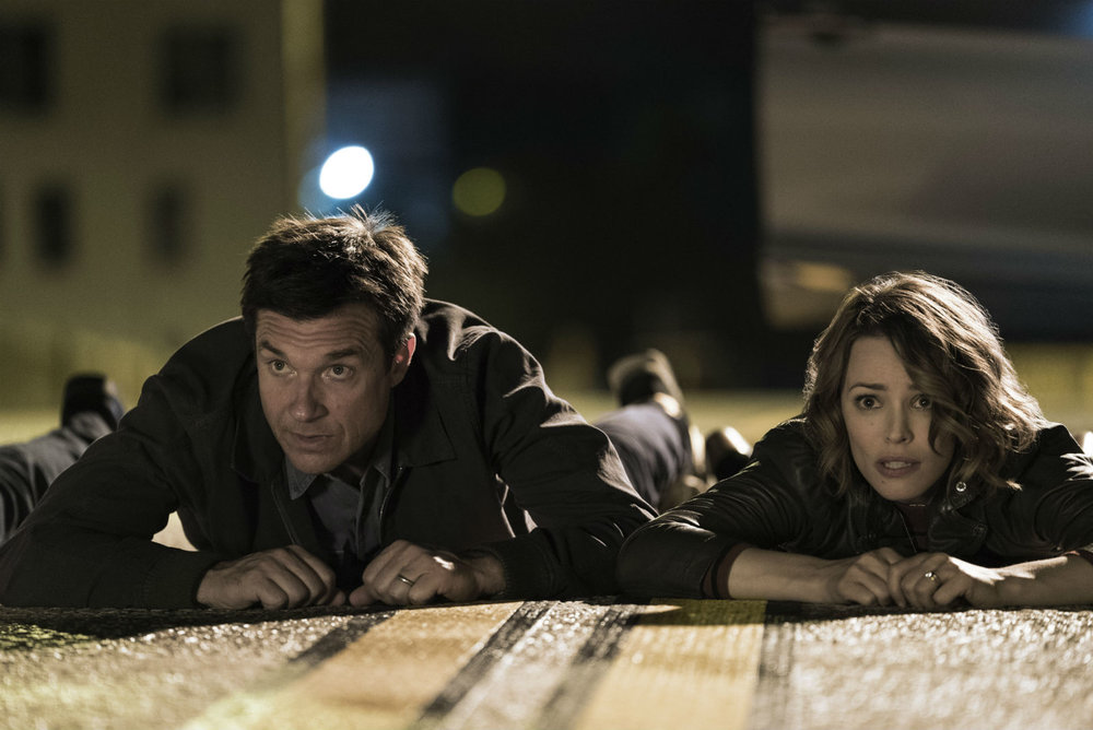 Jason Bateman and Rachel McAdams' game-playing goes a bit far in Game Night
