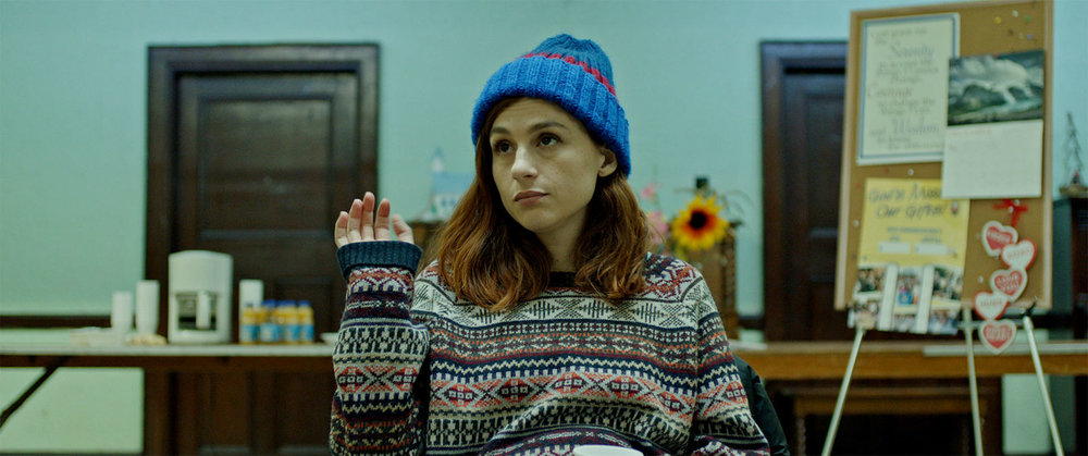 Aya Cash in Mary Goes Round.
