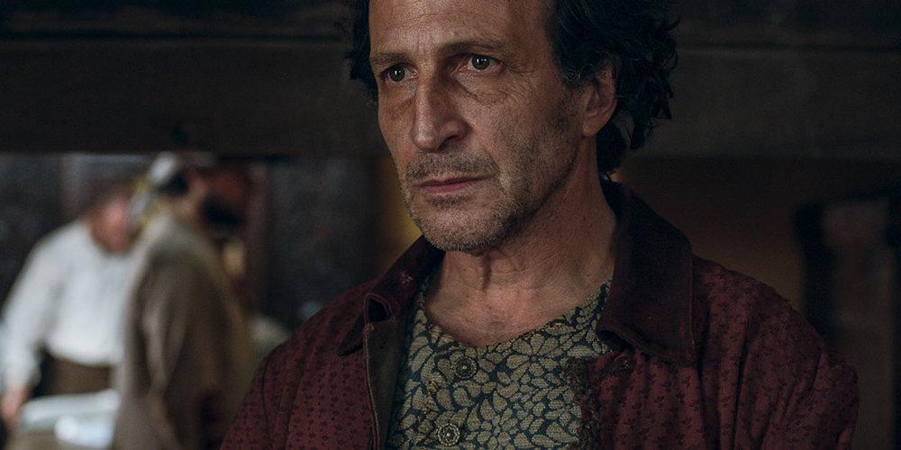 Actor Daniel Giménez Cacho as hapless Don Diego de Zama.