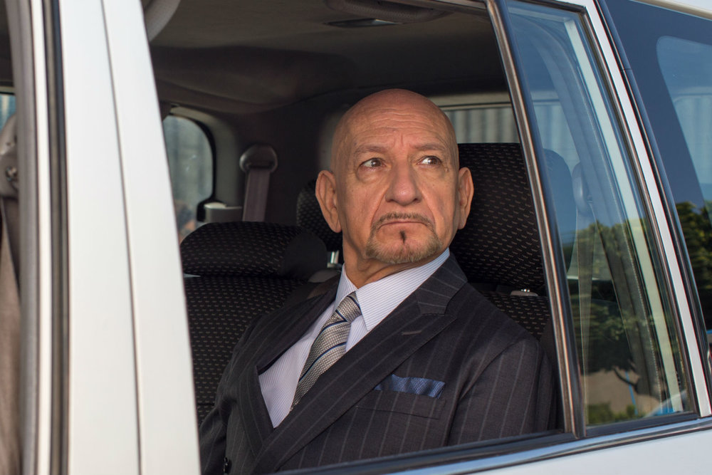 Ben Kingsley: Would you trust this man with billions?