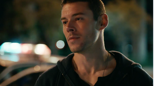 Brian J. Smith in 22 Chaser. A man's gotta tow what a man's gotta tow.