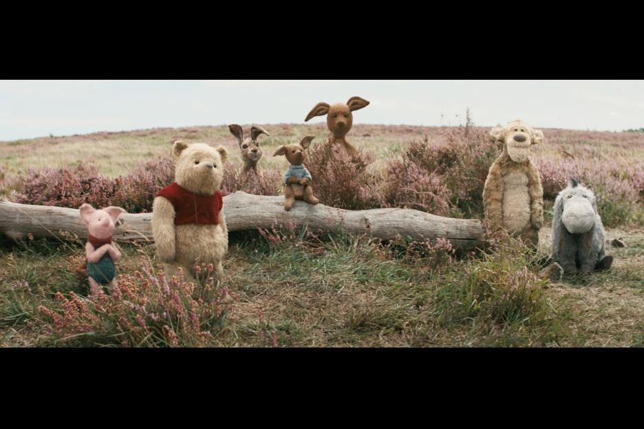 The Hundred Acre Wood gang is back, no worse for wear