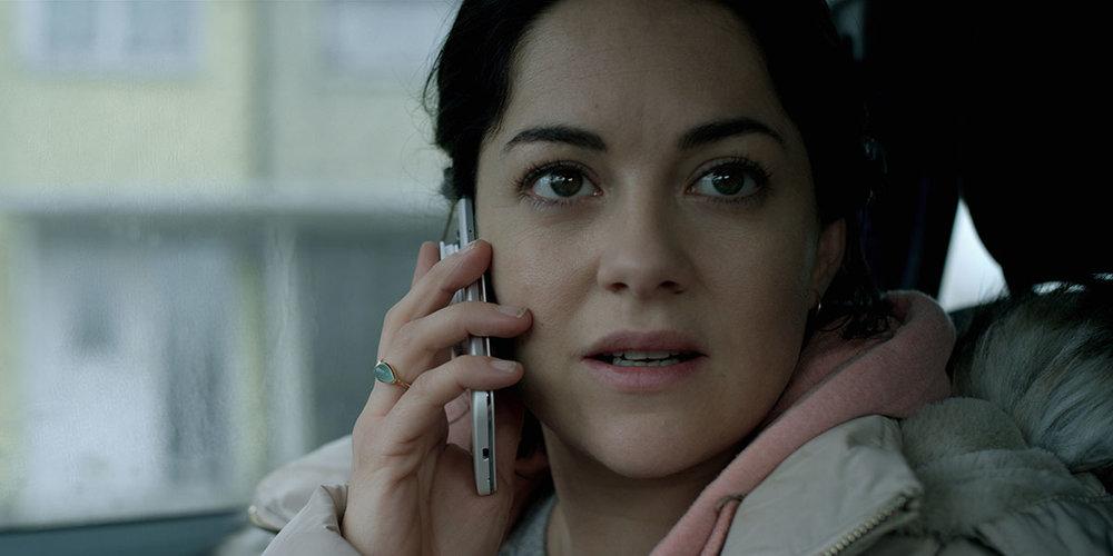 Sarah Greene in Rosie.