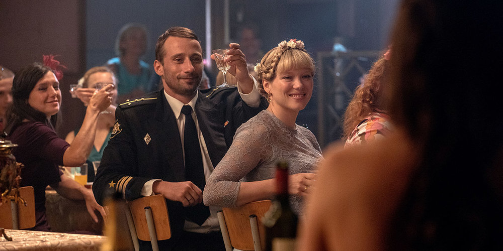 Matthias Schoenaerts and Léa Seydoux electrify Kursk.