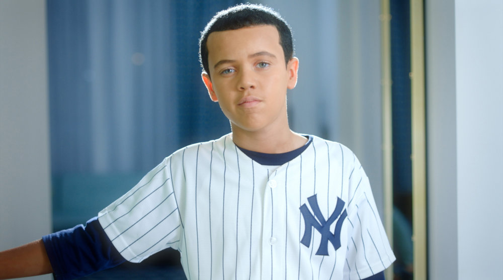 A-Rod as portrayed by a child in Screwball
