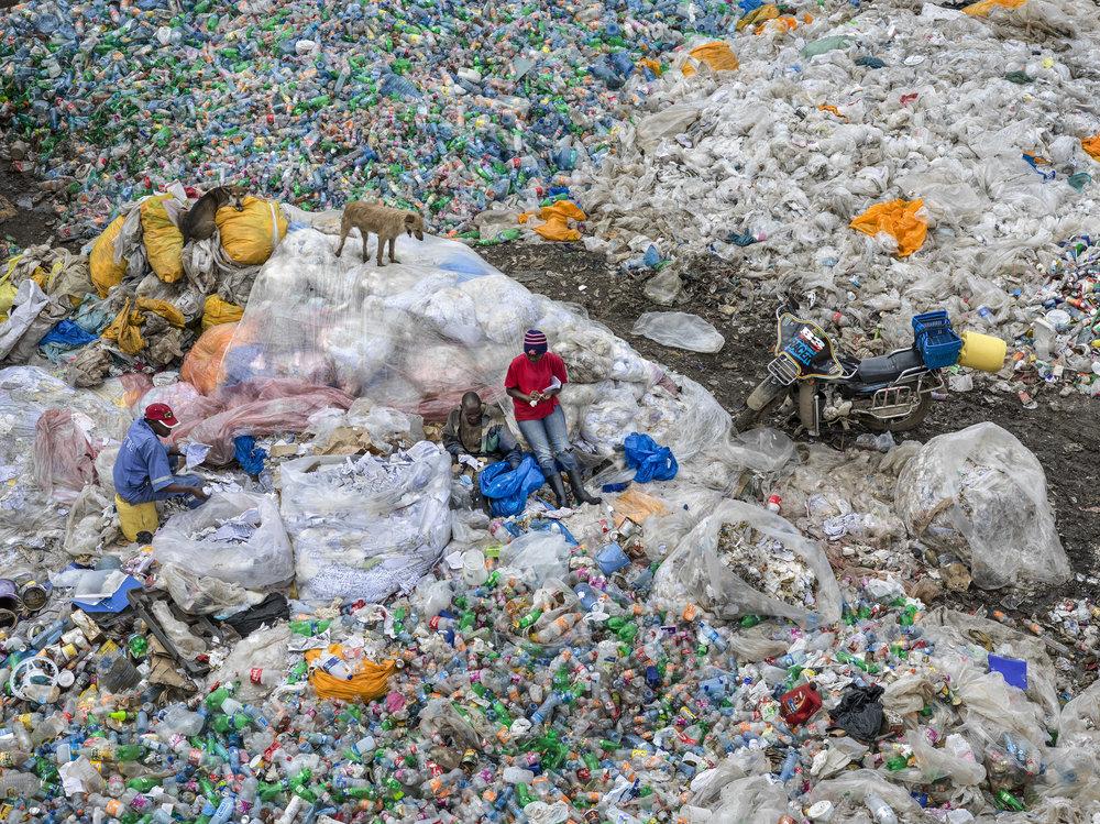 Dandora Landfill, Nairobi, Kenya