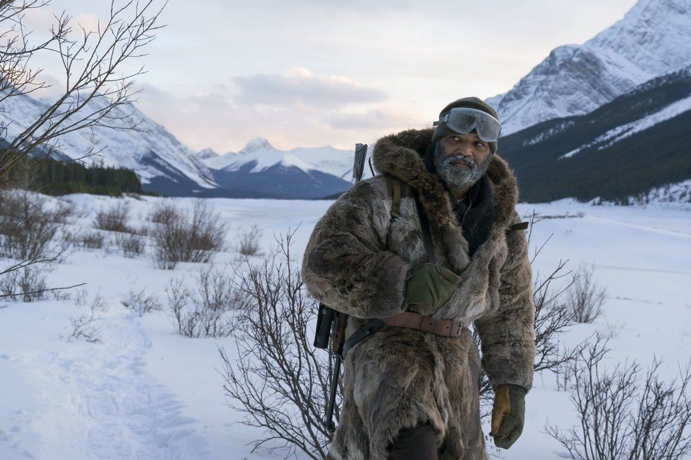 Jeffrey Wright is a wolf-expert on a hunt for, um… something demonic and deadly