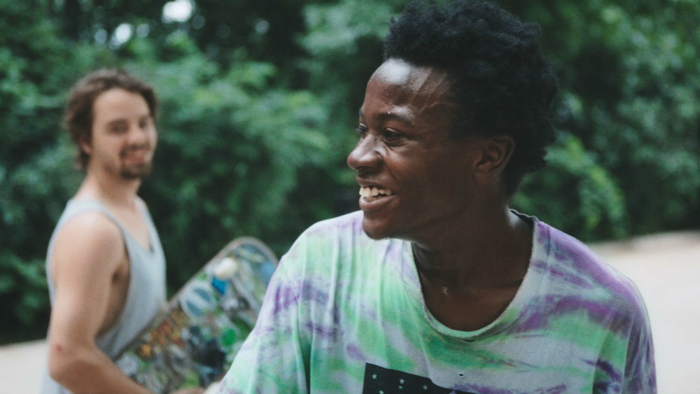 A scene from Minding The Gap.