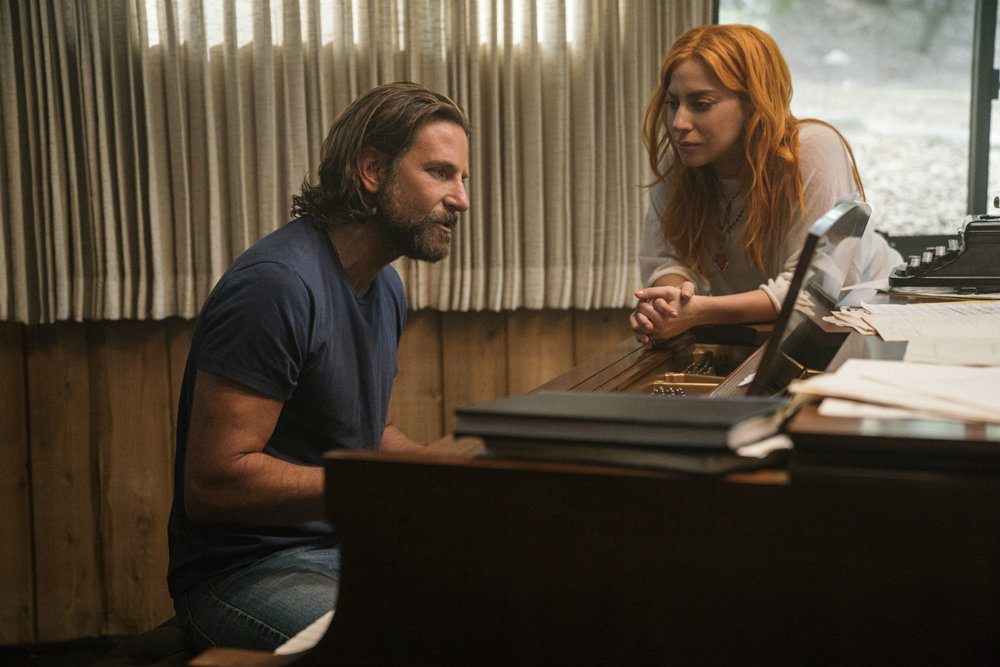 Bradley Cooper and Lady Gaga hit it out of the park.