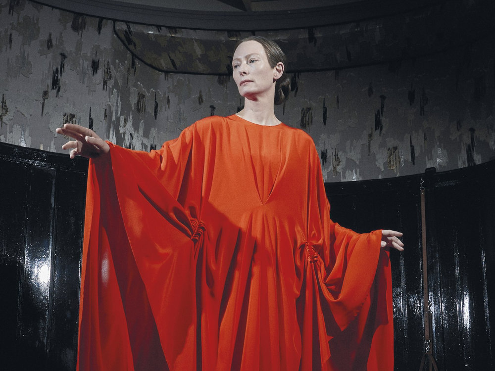 Suspiria: all Tilda Swinton, all the time.