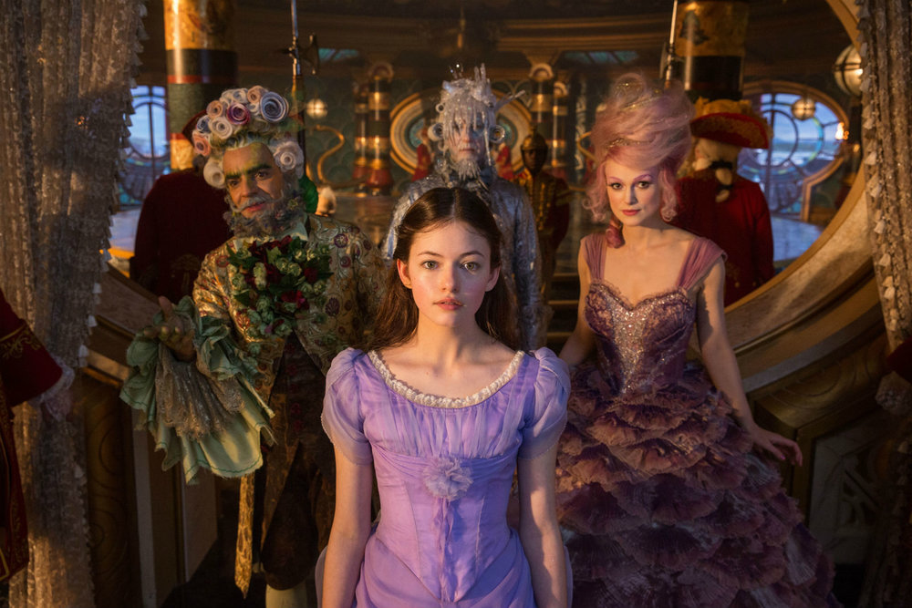 …and from the must-miss The Nutcracker and the Four Realms.