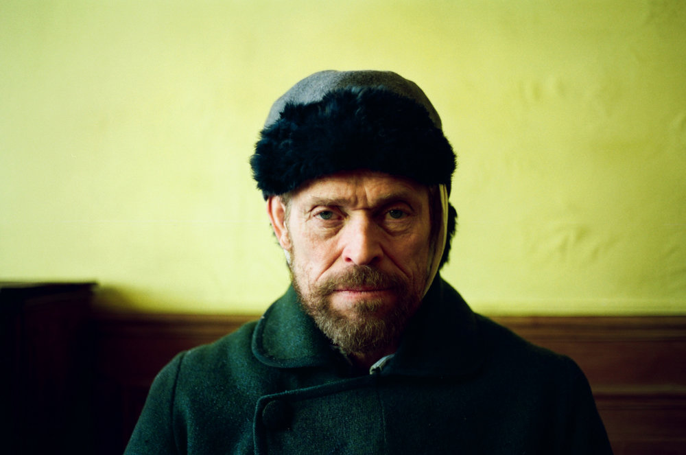 Willem Dafoe in a must-see performance as Vincent van Gogh in At Eternity's Gate