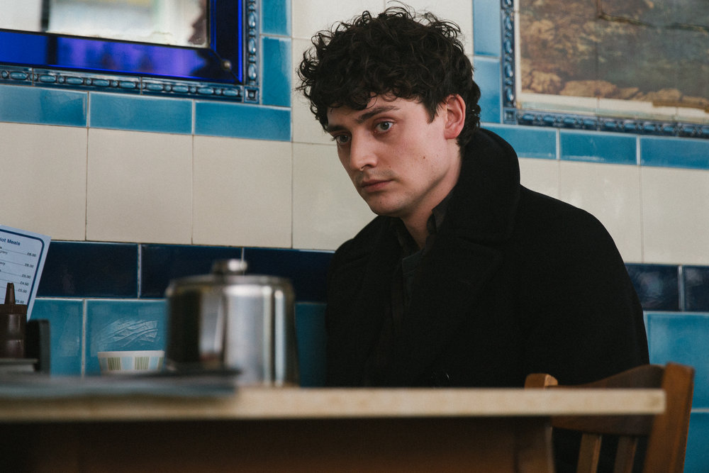 Aneurin Barnard: Dunkirk was a load of laughs compared to this.