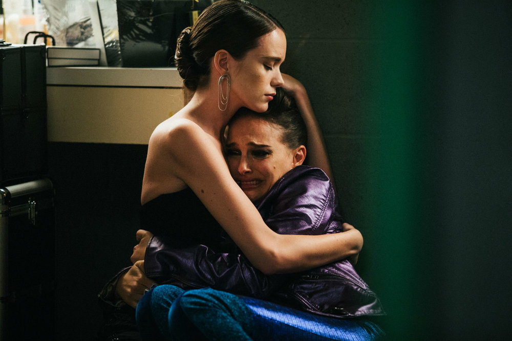 A scene from Vox Lux.