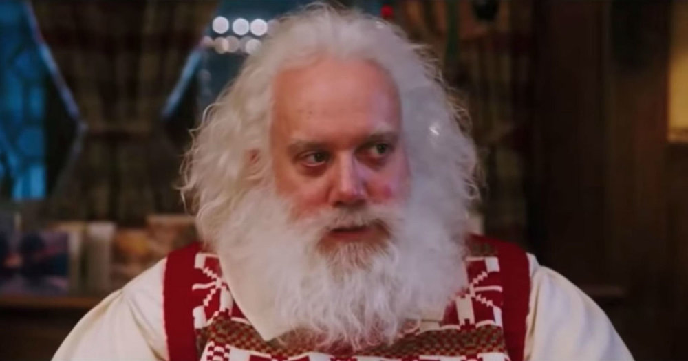 A scene from the dreaded Fred Claus.