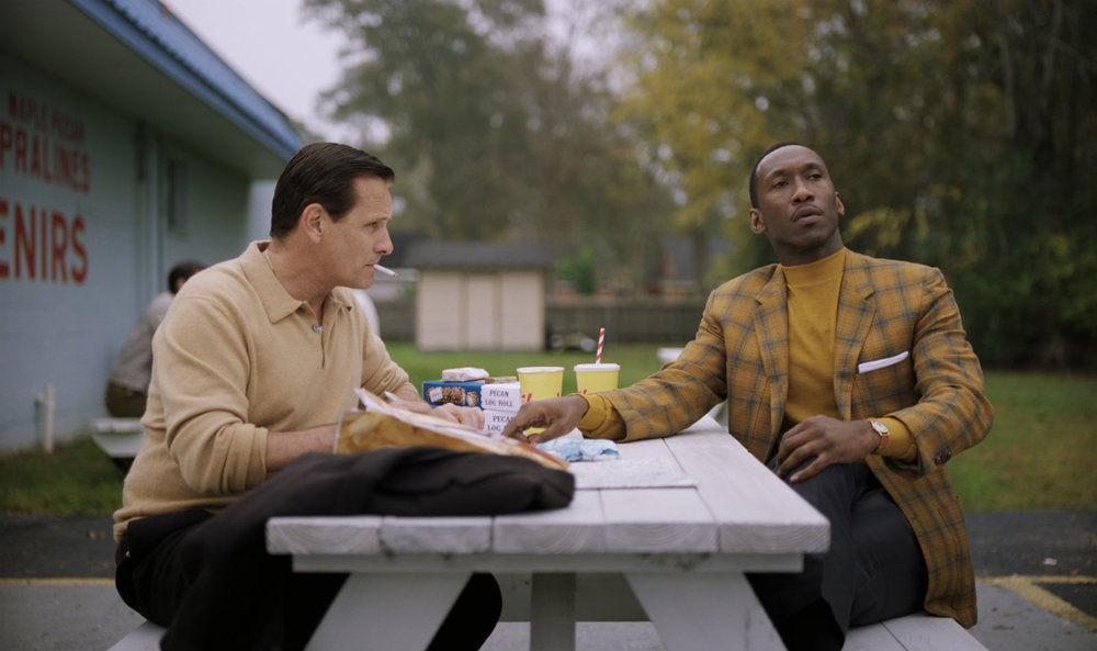 See it! Green Book.