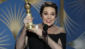 Olivia Colman is our new Queen!