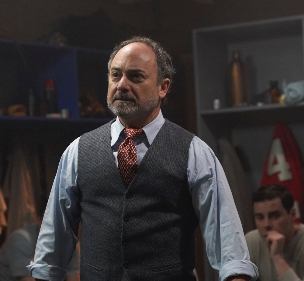 Kevin Pollak as the oft-vilified 'Trader Jack' Adams