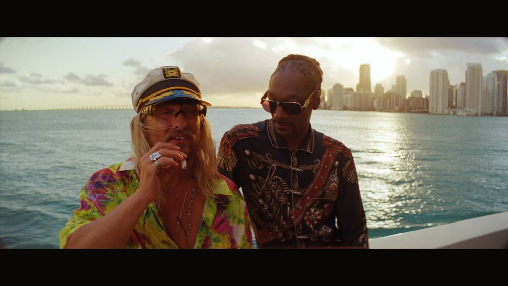 Matthew McConaughey and Snoop Dogg in The Beach Bum. When Snoop thinks you're messed up…
