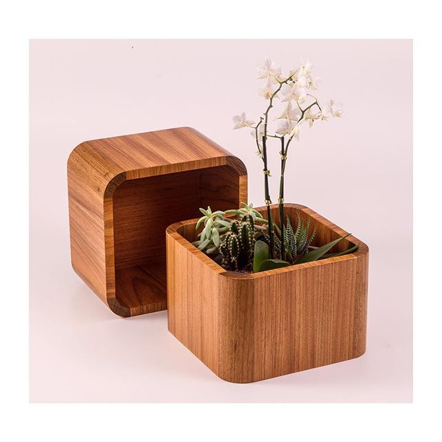 Nosso Nicho Quadradinho também pode ser usado como caixa ou cachepô! 🌸💕 #estudiocipo #design
