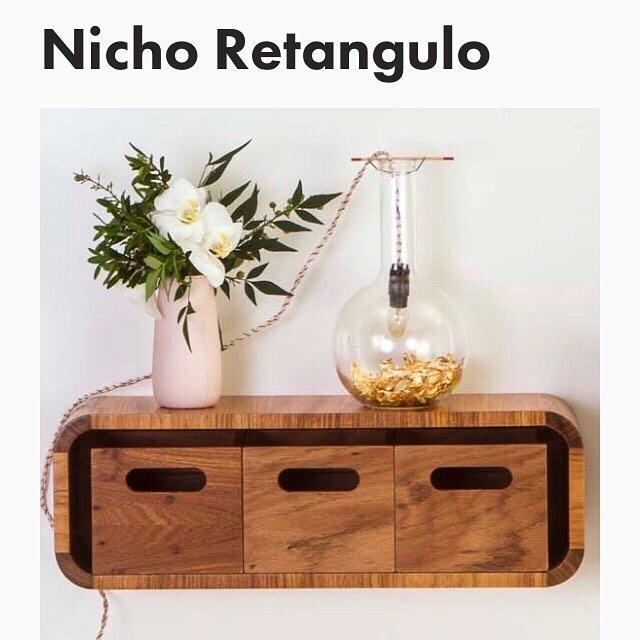 ::: Nicho Retângulo e Caixas Coisinhas::: ❤️#estudiocipo #design