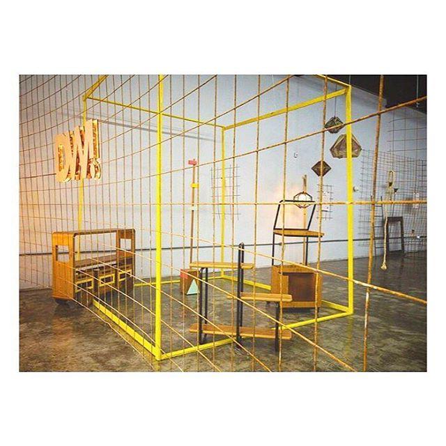 ::: Estúdio Cipó na DW! ::: 💛Foto: @manga.arq #estudiocipo #designweek