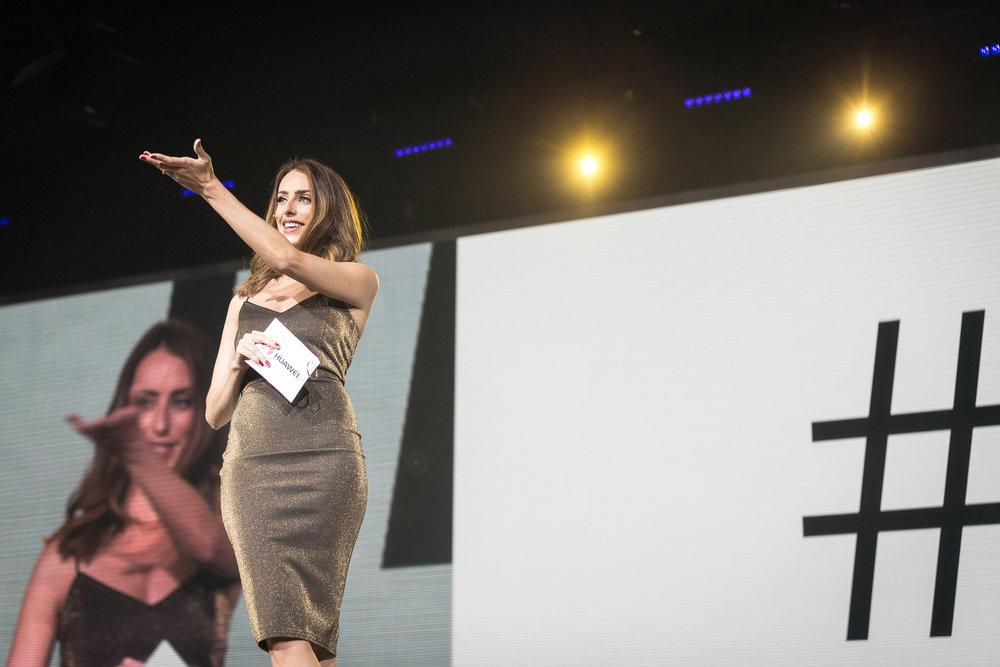Lancio dello Huawei P9 al Battersea Evolution di Londra