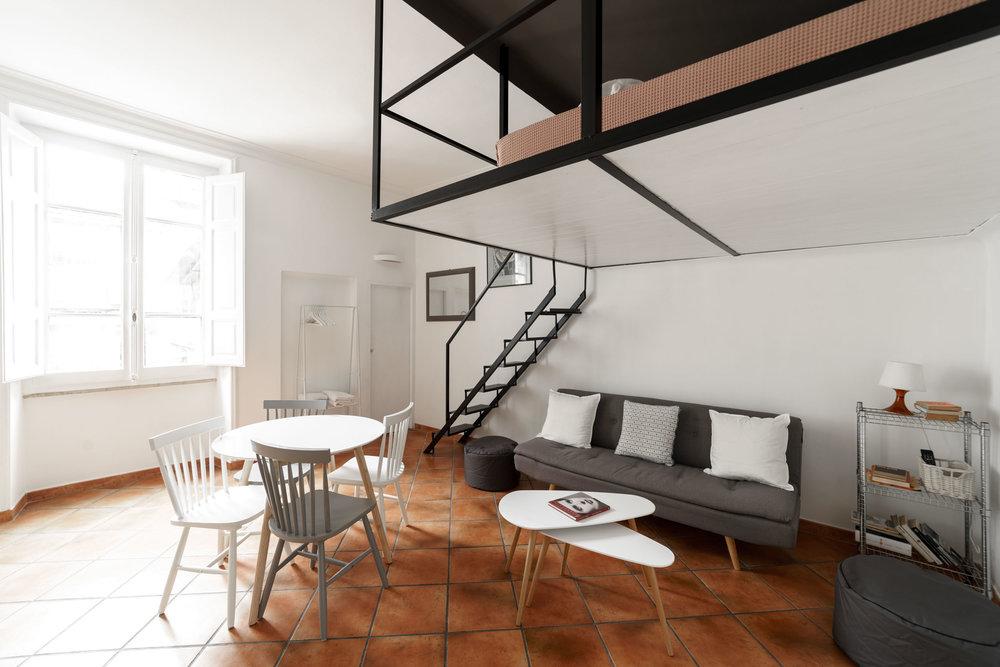 Fotografo interni Airbnb B&B Roma Milano 15.jpg