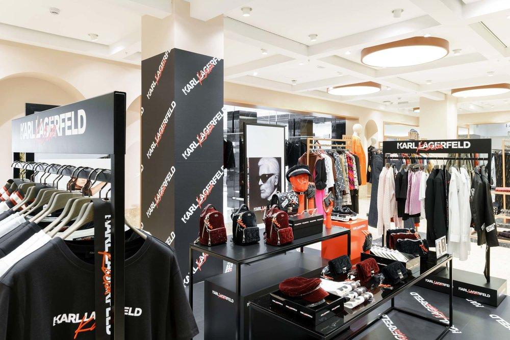 02 Pop us store at La Rinascente - Karl Lagerfeld