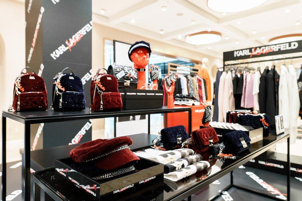03 Pop us store at La Rinascente - Karl Lagerfeld