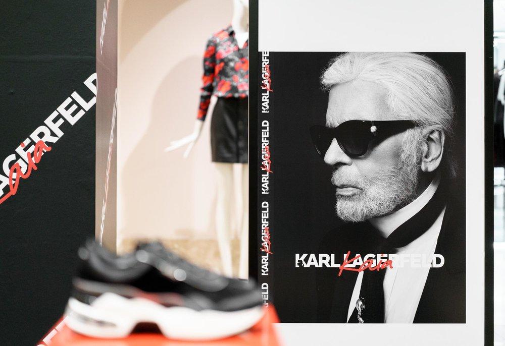06 Pop us store at La Rinascente - Karl Lagerfeld