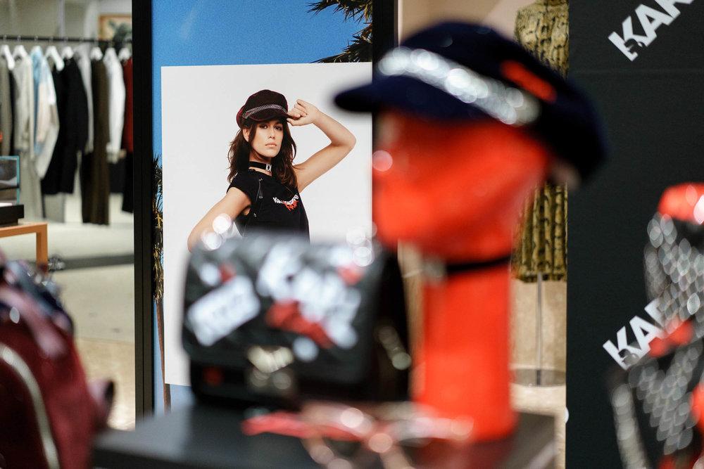 07 Pop us store at La Rinascente - Karl Lagerfeld