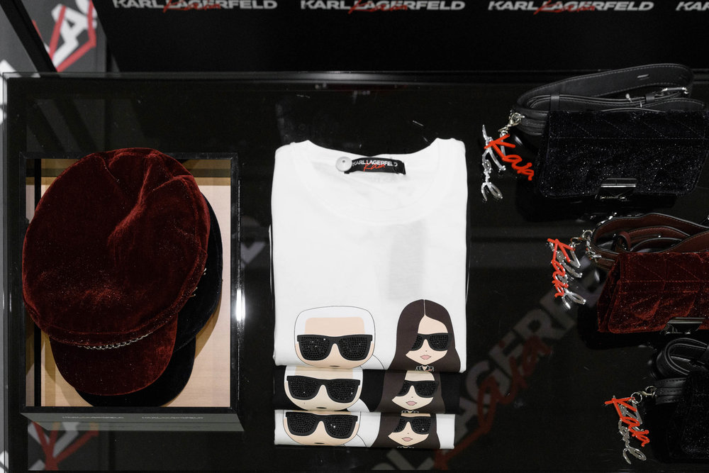 08 Pop us store at La Rinascente - Karl Lagerfeld