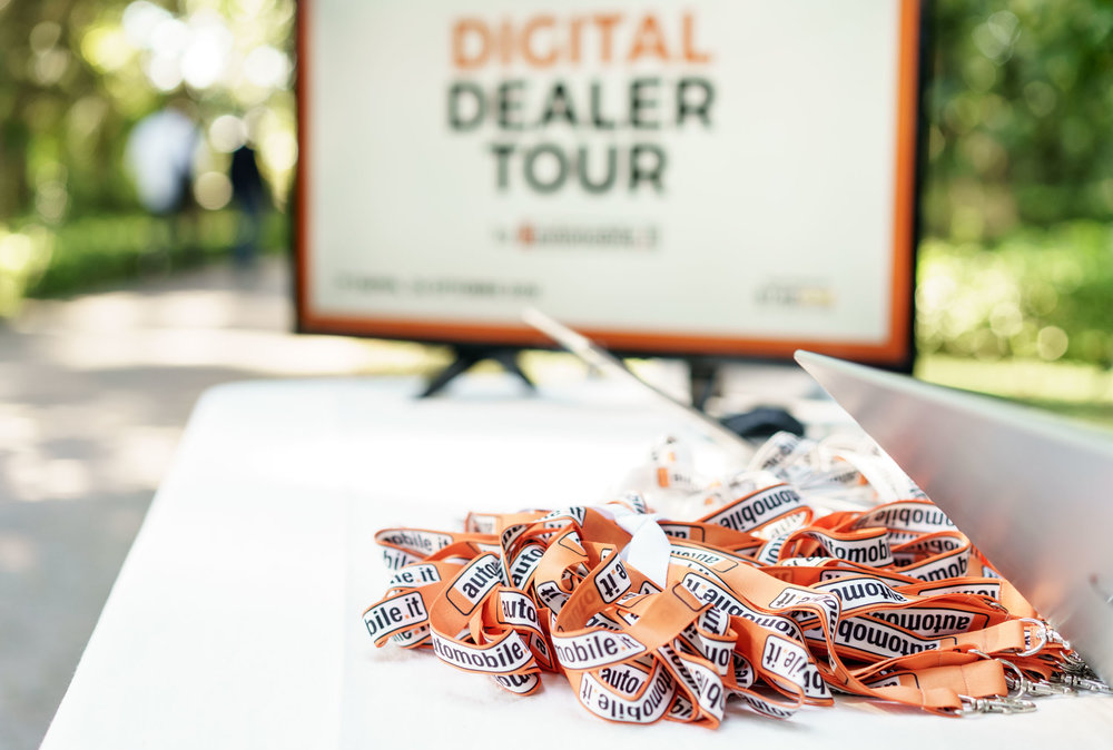 Digital Dealer Tour by Automobile.it - Fotografia Eventi a Villa Veientana