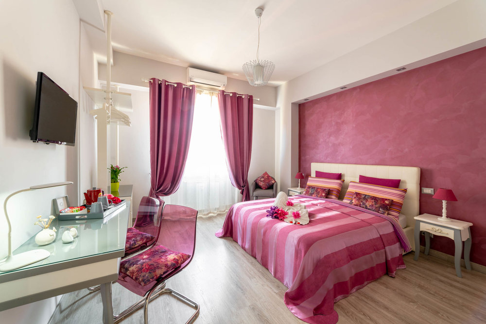 Fotografo interni a Roma per b&b e case vacanze La Maison de Jo 03.jpg