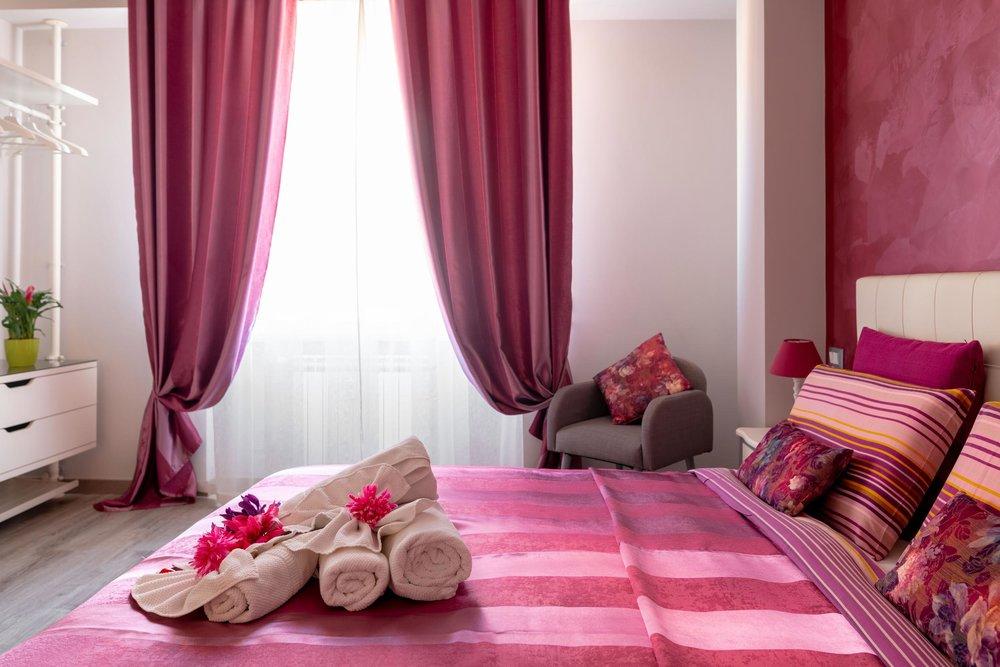 Fotografo interni a Roma per b&b e case vacanze La Maison de Jo 04.jpg