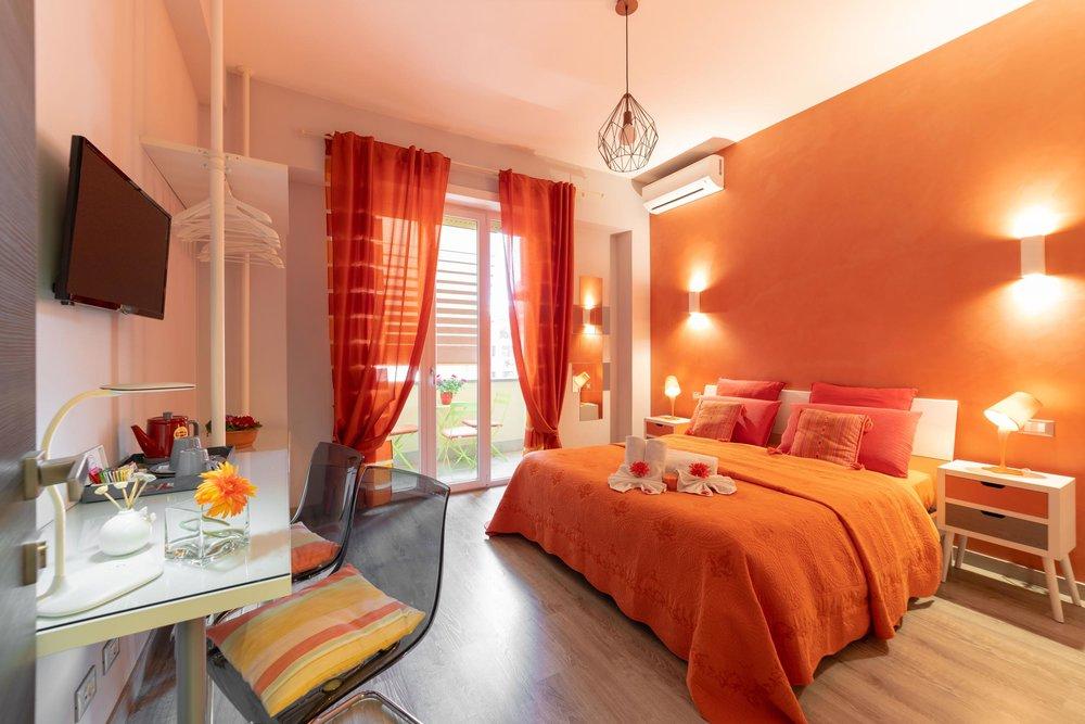Fotografo interni a Roma per b&b e case vacanze La Maison de Jo 07.jpg