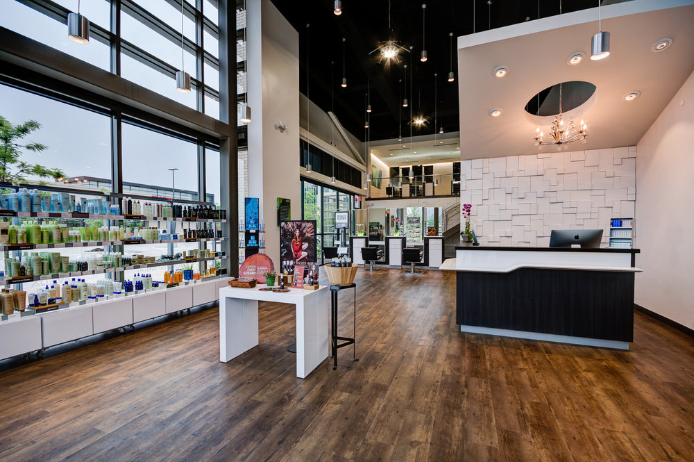Tangerine Salon in Dallas Texas