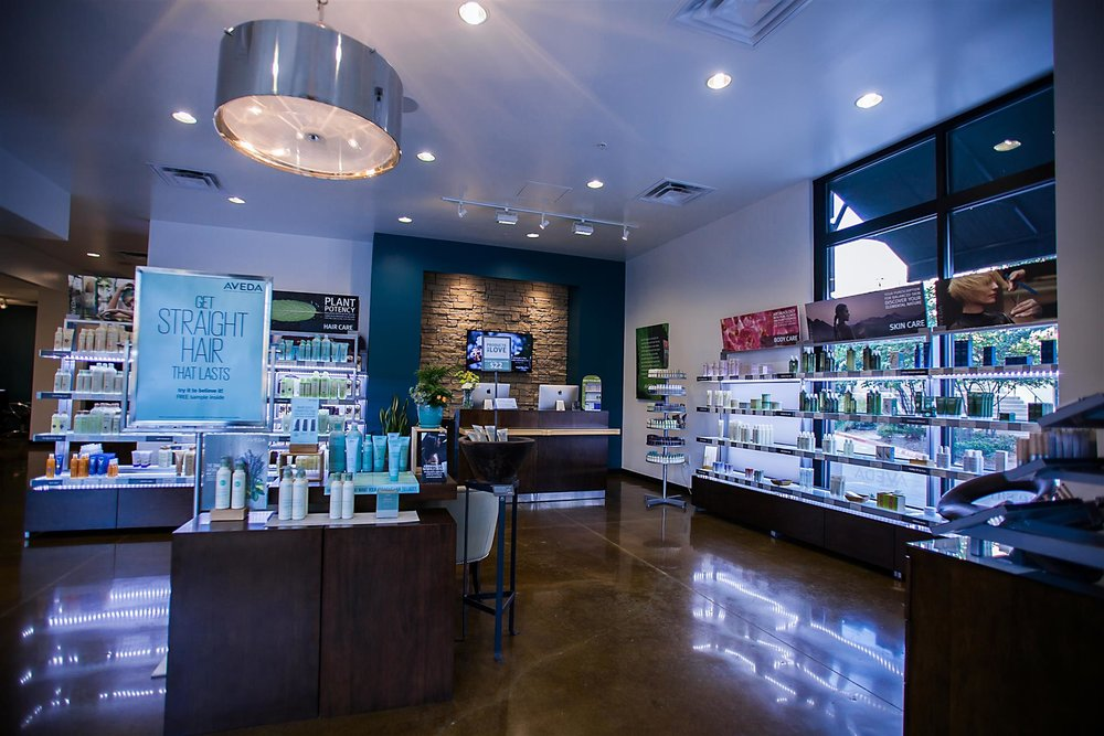 Tangerine Hair Salon in Allen and McKinney | Aveda
